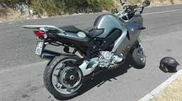 BMW F800 St full house with extras