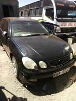 Toyota Lexus in fair condition