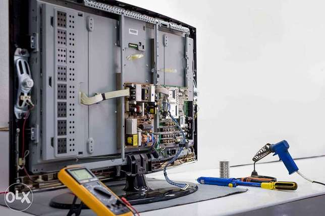 LCD/LED TV Repairing and softwares Experts