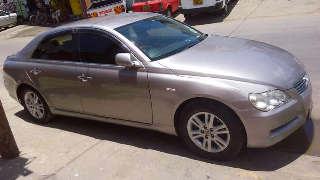 Toyota Mark X 2006 Model Mombasa Island - image 4