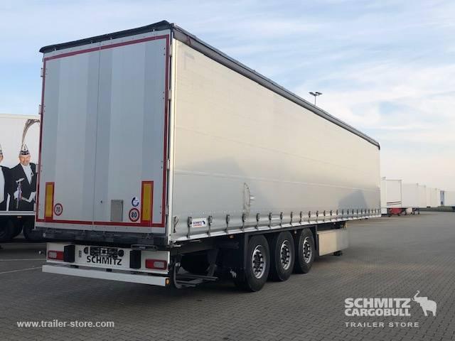 Schmitz Cargobull Schuifzeil Standard - 2018