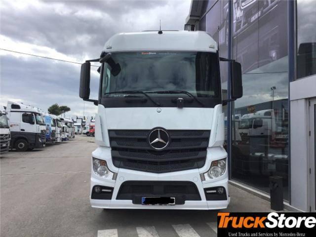 Mercedes-Benz Actros 1842 LS - 2014