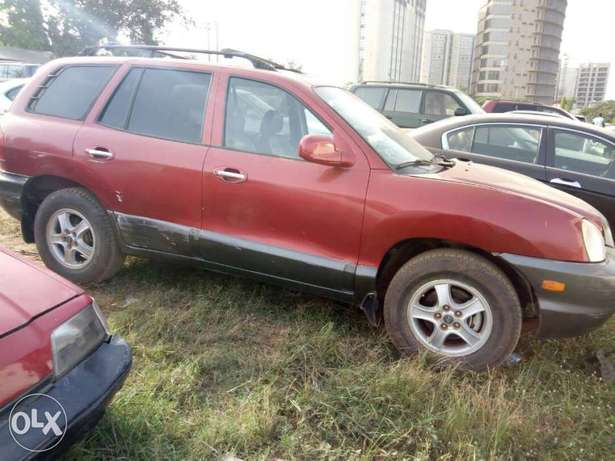 2003 Hyundai santafe Central Business District - image 6