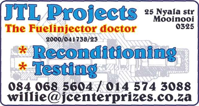 Petrol fuel injectors doctor(reconditioning and testing) Mooinooi - image 1