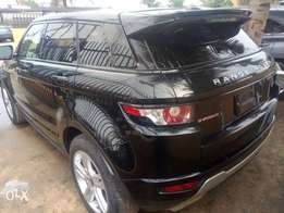 Range Rover Evoque Dynamic 2012 foreign used
