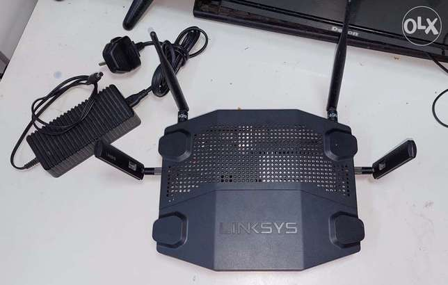 Linksys WRT32x ac3200 dual band gaming router