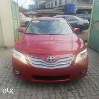 2008 Model Toyota Camry Xle Toks Fully Loaded Upgraded Red Colour