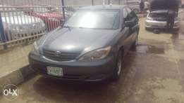 Toyota Camry 2004 model for fast sell