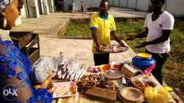 Ghanaian/Nigerian Suya and Catering Services