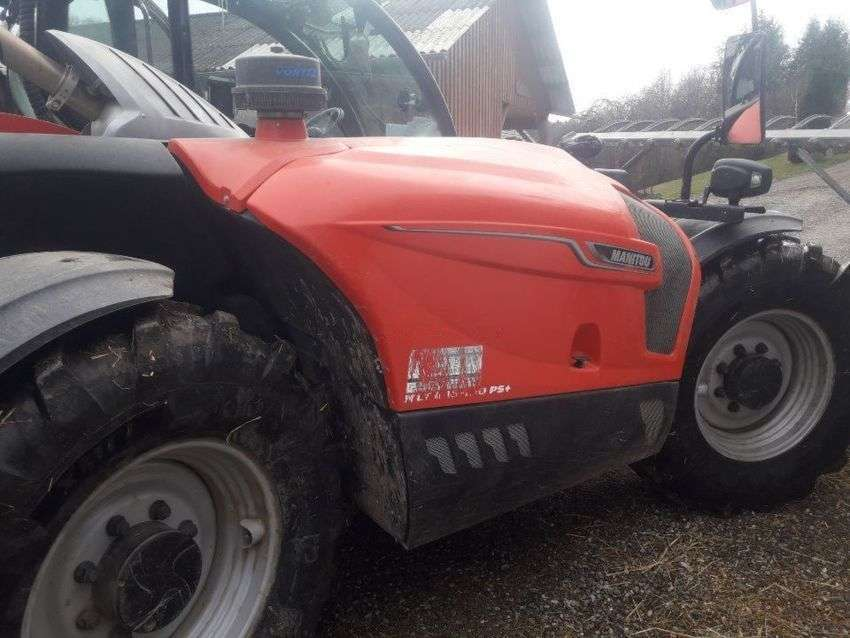 Manitou Mlt 635 130 Ps + - 2017 - image 2