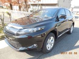 Toyota harrier 2016 brand new fully loaded, finance terms accepted