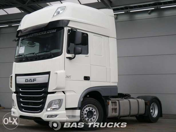 DAF XF 460 SSC - To be Imported Lekki - image 1