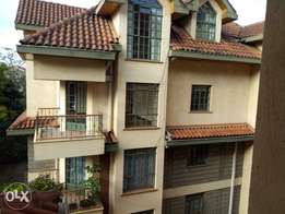 2 bedroom penthouse for letting.