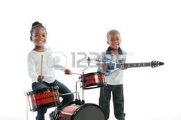 Music lessons for Kids and Adults