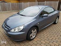 Peugeot 307 coupe