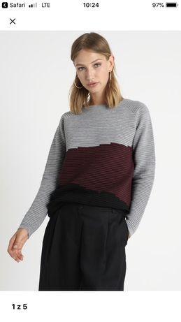 46476ad04d Piękny nowy sweter Vero Moda rozmiar S zalando Kostrzyn nad Odrą - image 1