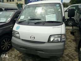 Manual petrol Mazda Bongo Fresh import