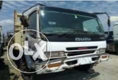 Isuzu FSR KCE with faulty dif tube bank sale at 2.8m