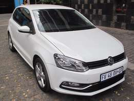 2015 Volkswagen Polo 1.2 TSI Comfortline for sale