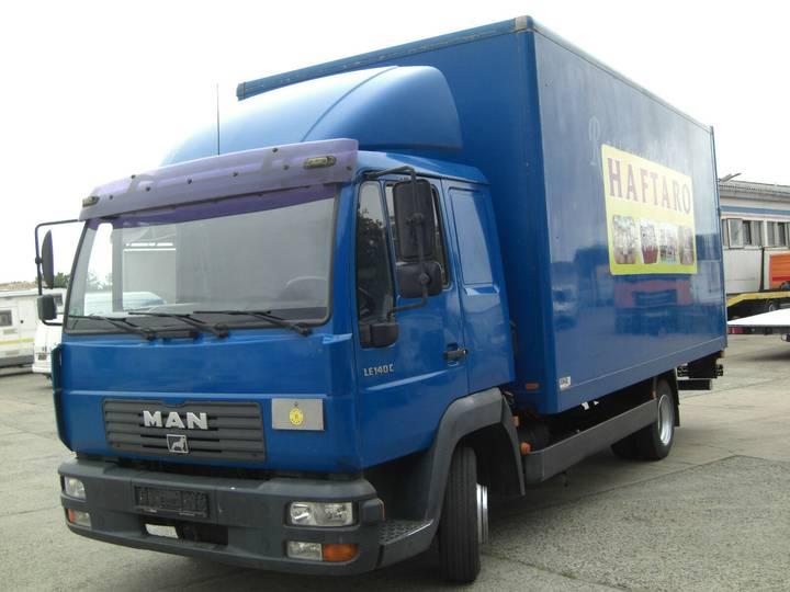 MAN LE 140C - 2001