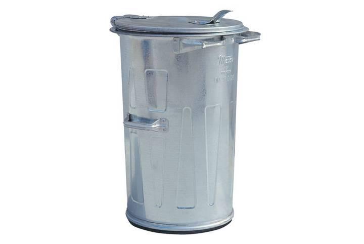TOMBERON metalic 110 l waste container