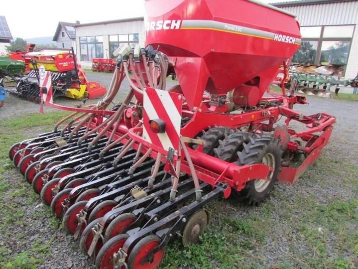 Horsch pronto 3dc - 2004 - image 2