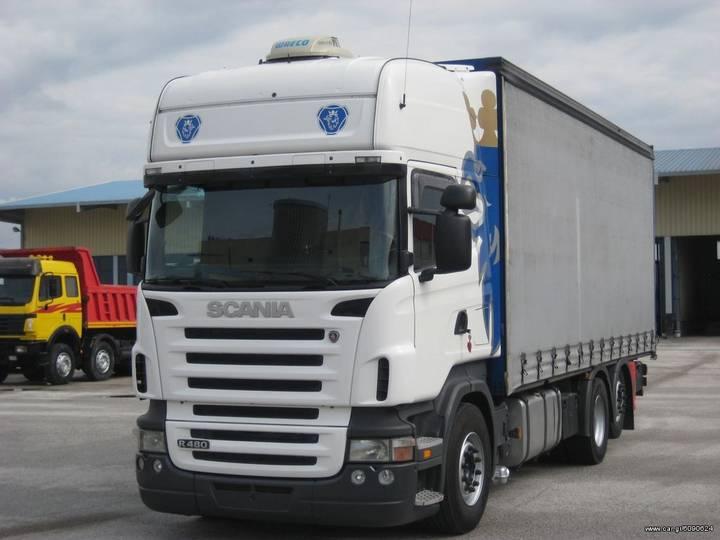 Scania R 480 500 580 420 EURO 4 '07 - 2007