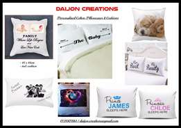 Daijon Creations - Put your own picture or sayings on any of our items