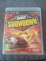 PS3 Games - Dirt Showdown