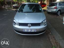VW Polo vivo 1.4, 2013 model, silver in color,