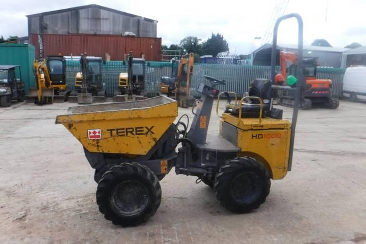 Terex Hd 1000 - 2005