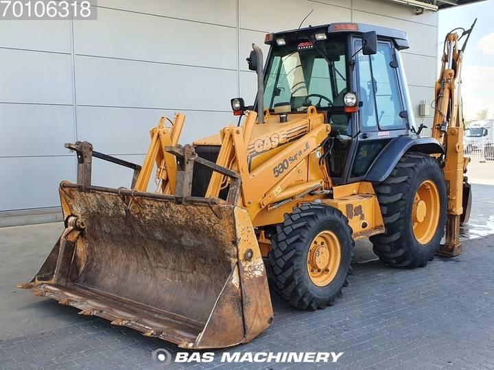 Case IH 580 SLE - 1999 - image 6