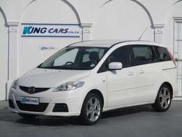 mazda 5 2.0l active 6speed