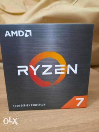 AMD Ryzen 7 5800X Processor (8C/16T, 36MB Cache, Up to 4.7 GHz Max Boo