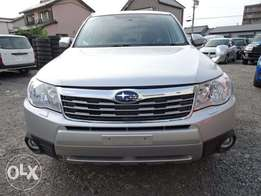 Subaru forester 2010 fresh import fully loaded best deal in town