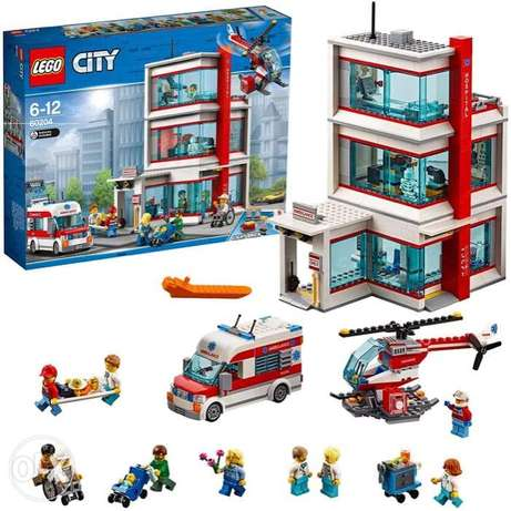 LEGO | Many sets New in Box