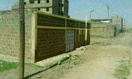 House Githurai 2 bedrm with rented units