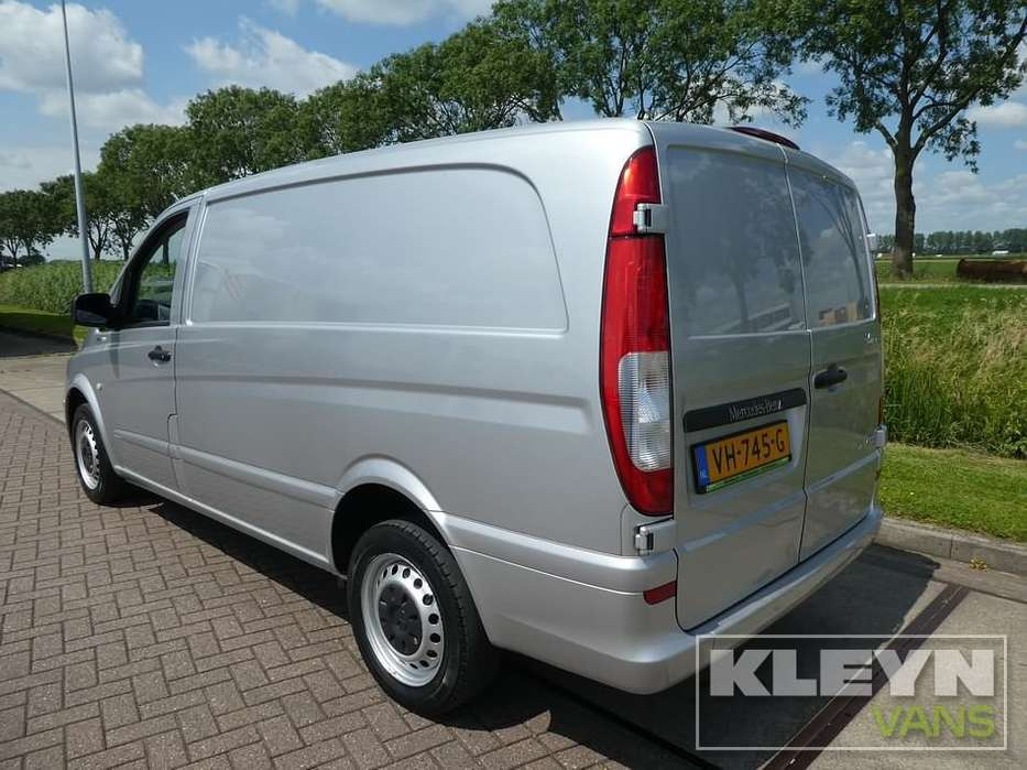 Mercedes-Benz VITO 110 CDI LONG AC lang, metallic, airc - 2014 for