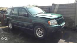 jeep cherokee stripping for spares