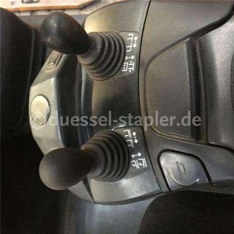 Linde E30hl 01 / 600 3to/triplex 6.000hh/weißreif - 2013 - image 4