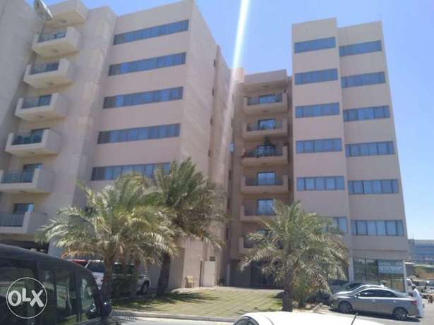 Flat 2bhk for rent in Azaiba in just 300 omr with gym nd swimming pool