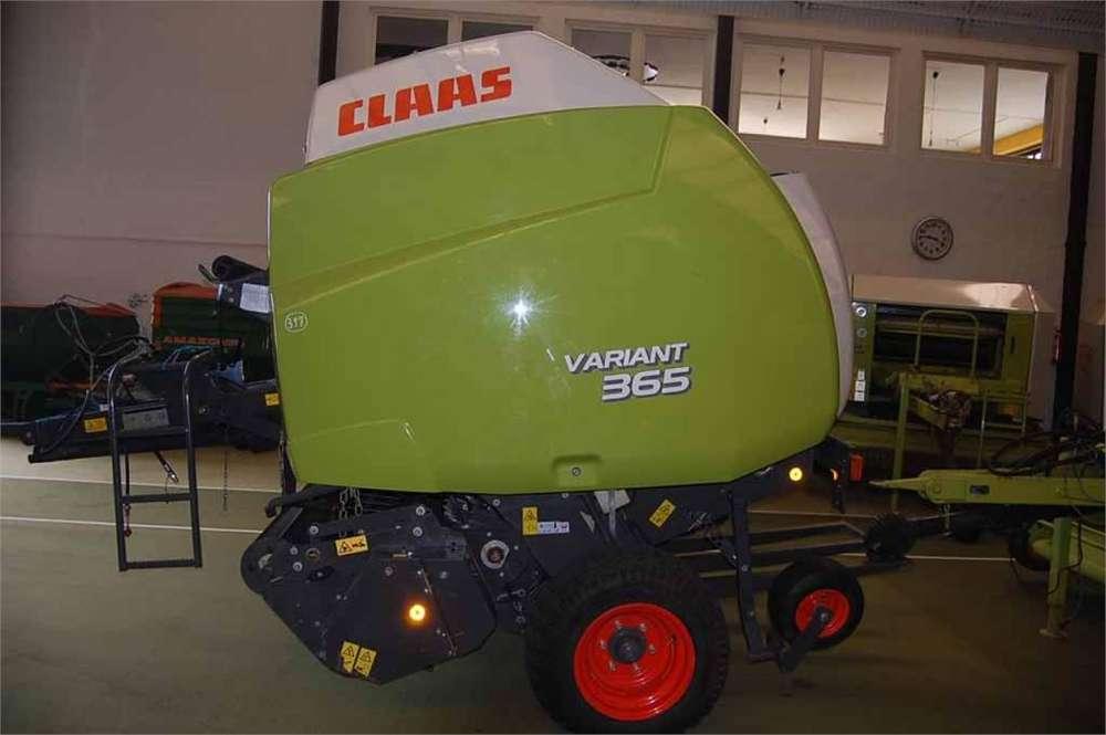 Claas Variant 365 Rc - 2008