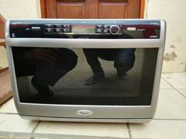 Hi there is Tshepo again selling Whirlpool conventional oven