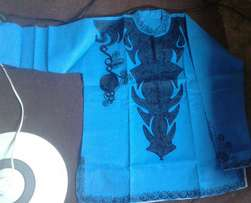 Neatly designed woven fabric for men for all occasions