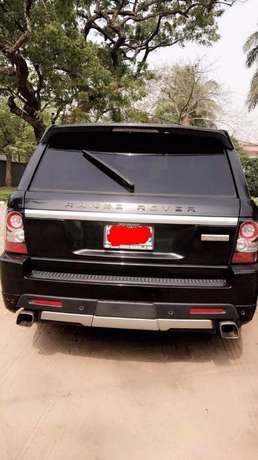 2012 Range Rover Sport Autobiography Available Lagos Island West - image 5