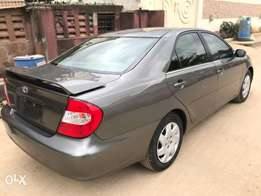 Tokunbo Sport Edition 2004 Toyota Camry