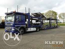 DAF CF 85.410 - To be Imported