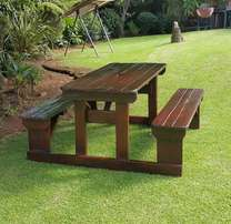 Patio bench pub benches garden bench outdoor furniture
