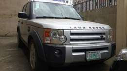 Land Rover LR3 2005 neatly used