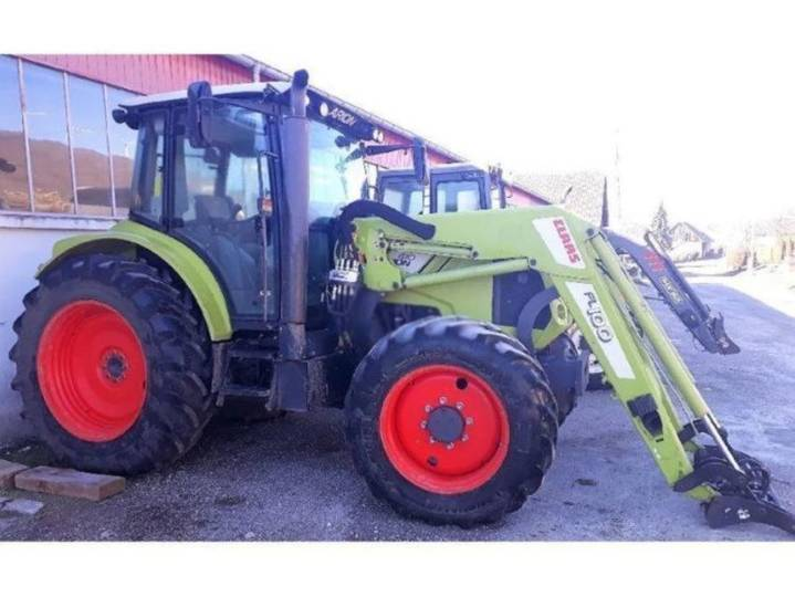 Claas arion 410 - 2010